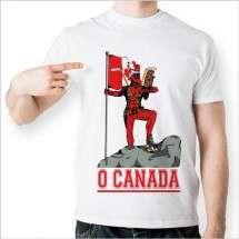 дэдпул-канада-футболка