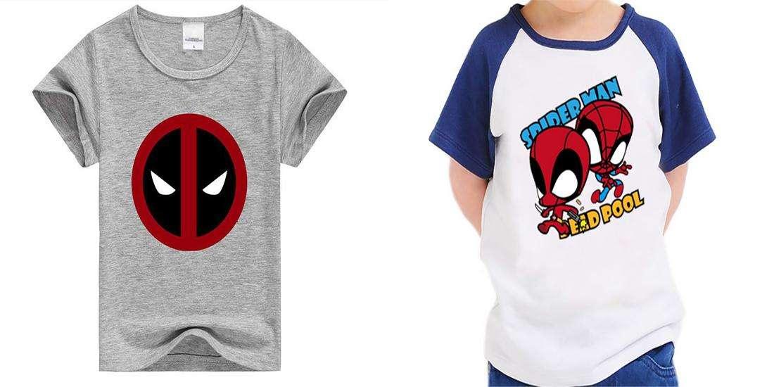 детская-футболка-дэдпул