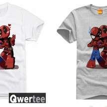 футболки-дедпул-и-спайдермен-2