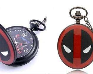 часы-Дэдпул