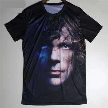Фото: Подборка футболок с персонажами сериала Игра престолов
