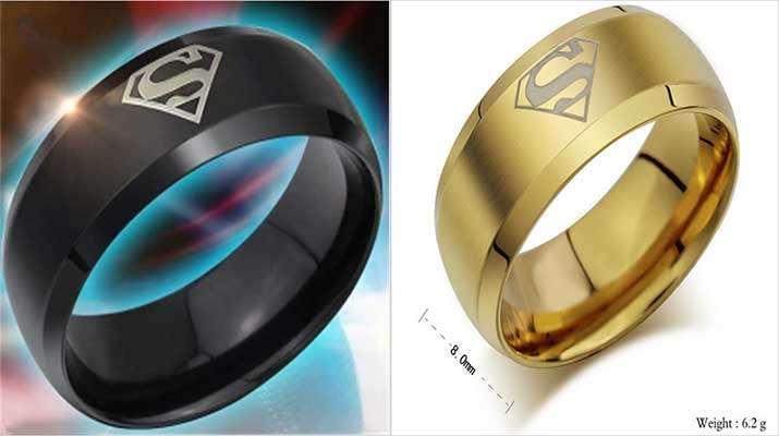 кольцо-супермена