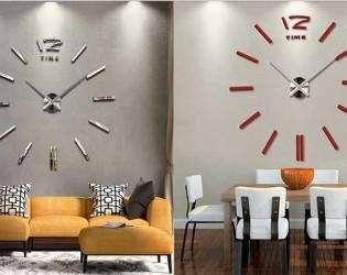 настенные-3d-часы