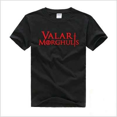 валар-моргулис футболка