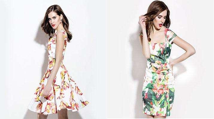Фото: Летние платья на Алиэкспресс - распродажа