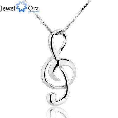 Ожерелье скрипичный ключ