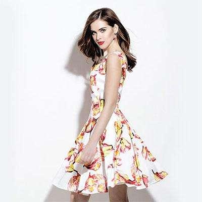 платье-с-цветами