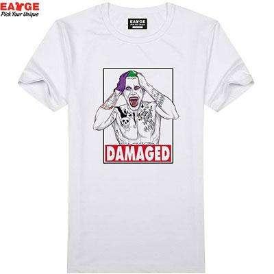 футболка-джокер