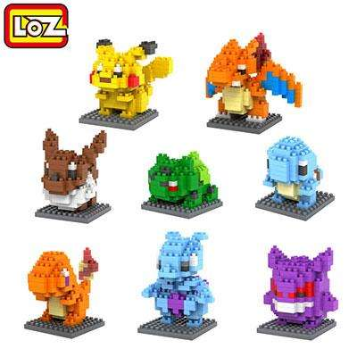 Лего покемоны