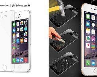 защитное стекло для 5 айфона