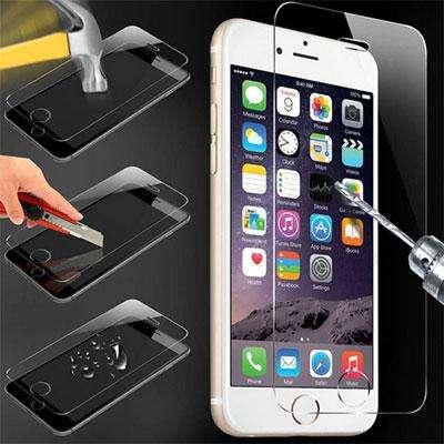 Защитное стекло для айфон 5