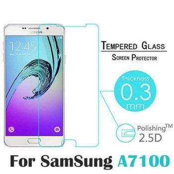 Защитное стекло для samsung galaxy a7