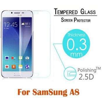 Защитное стекло для samsung galaxy a8