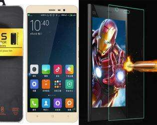 Фото: Защитное стекло для Nokia Lumia