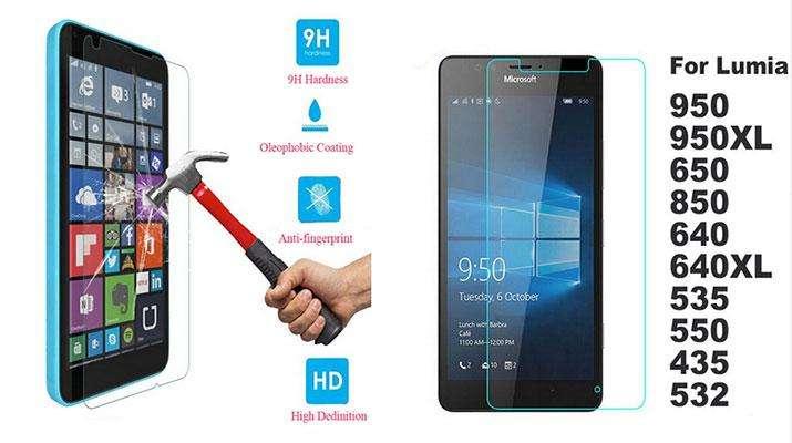 защитное стекло microsoft lumia