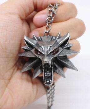 Медальон геральта - продавец