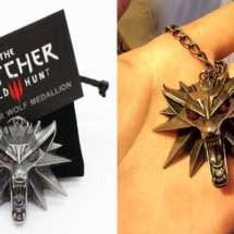Медальон ведьмак 3