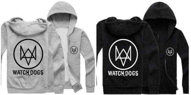 Толстовки Watch Dogs 2