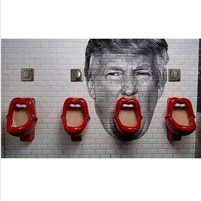 Забавный декор для туалета