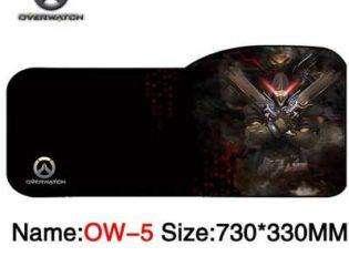 Коврик Overwatch с изображение Жнеца