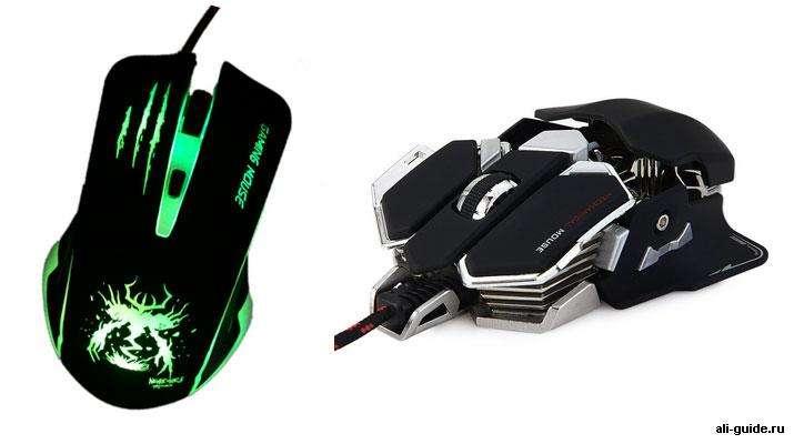 Компьютерные мышки на Алиэкспресс