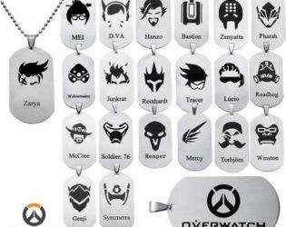 Фото: Большая подборка товаров для фанатов игры Overwatch