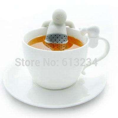 Человечек для заварки чая