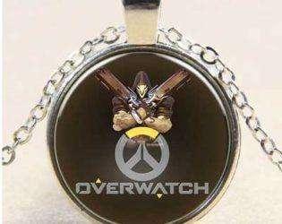 ожерелье с изображением жнеца