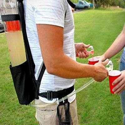 рюкзак для напитков