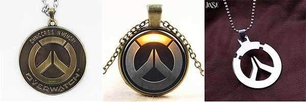 Ожерелья Overwatch