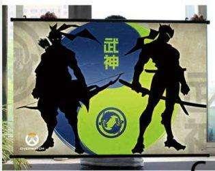 Плакат Overwatch
