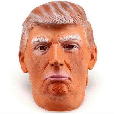 Дональд Трамп маска