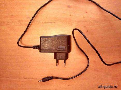 зарядка от сети 220V