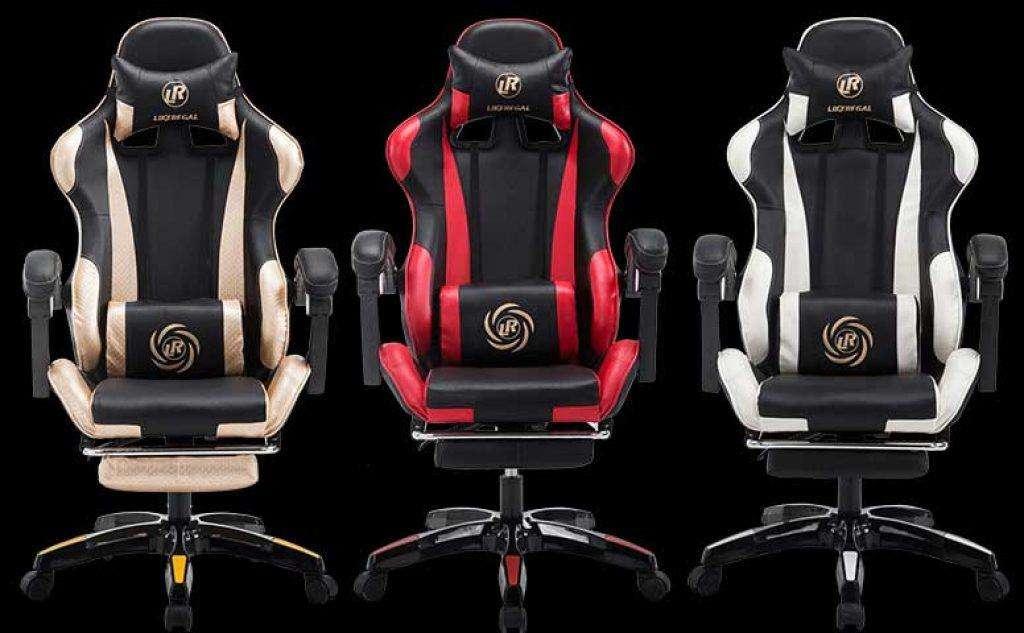 игровое кресло like regal