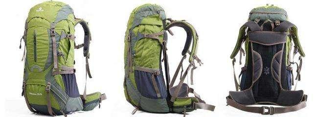 рюкзак для путешествий Maleroads MLS2199