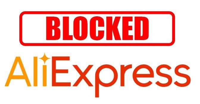 Как разблокировать аккаунт на Aliexpress