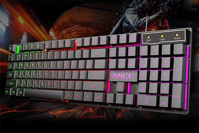 iMice Gaming Keyboard
