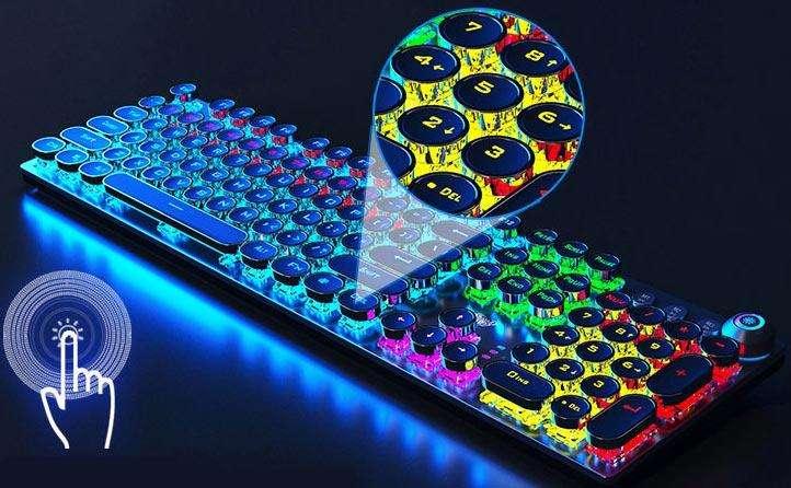 Мехаические клавиатуры с алиэкспресс