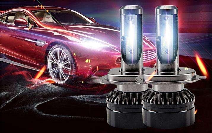 Лампочки для авто с Алиэкспресс