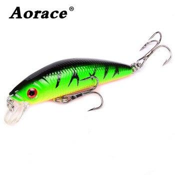 AOrace FS0146 в виде гольяна, 70 мм, 8 г