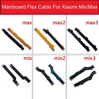 Гибкий ЖК-кабель для материнской платы Xiaomi Mi Max Mix 2 2S 3, материнская плата, гибкий ленточный кабель, запасные части для телефона