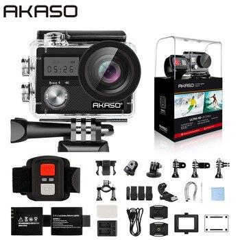 Подводная экшн-камера AKASO Brave 4