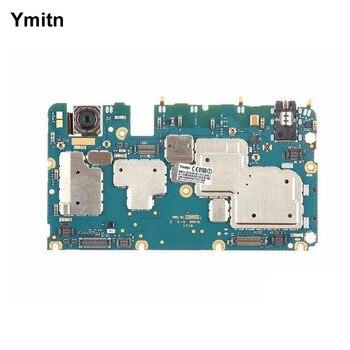 Разблокированная материнская плата Ymitn, материнская плата с микросхемами, гибкий кабель для Xiaomi Mi Max 2 Max2