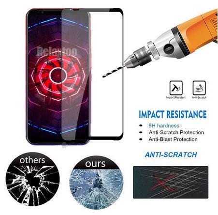 Защитные стекла для смартфонов ZTE