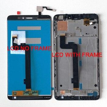ЖК-дисплей и сенсорная панель M & Sen для Xiaomi Mi Max 2, 6,44 дюйма, дигитайзер, рамка для Mi Max 2, ЖК-дисплей, сенсорный экран, оригинал
