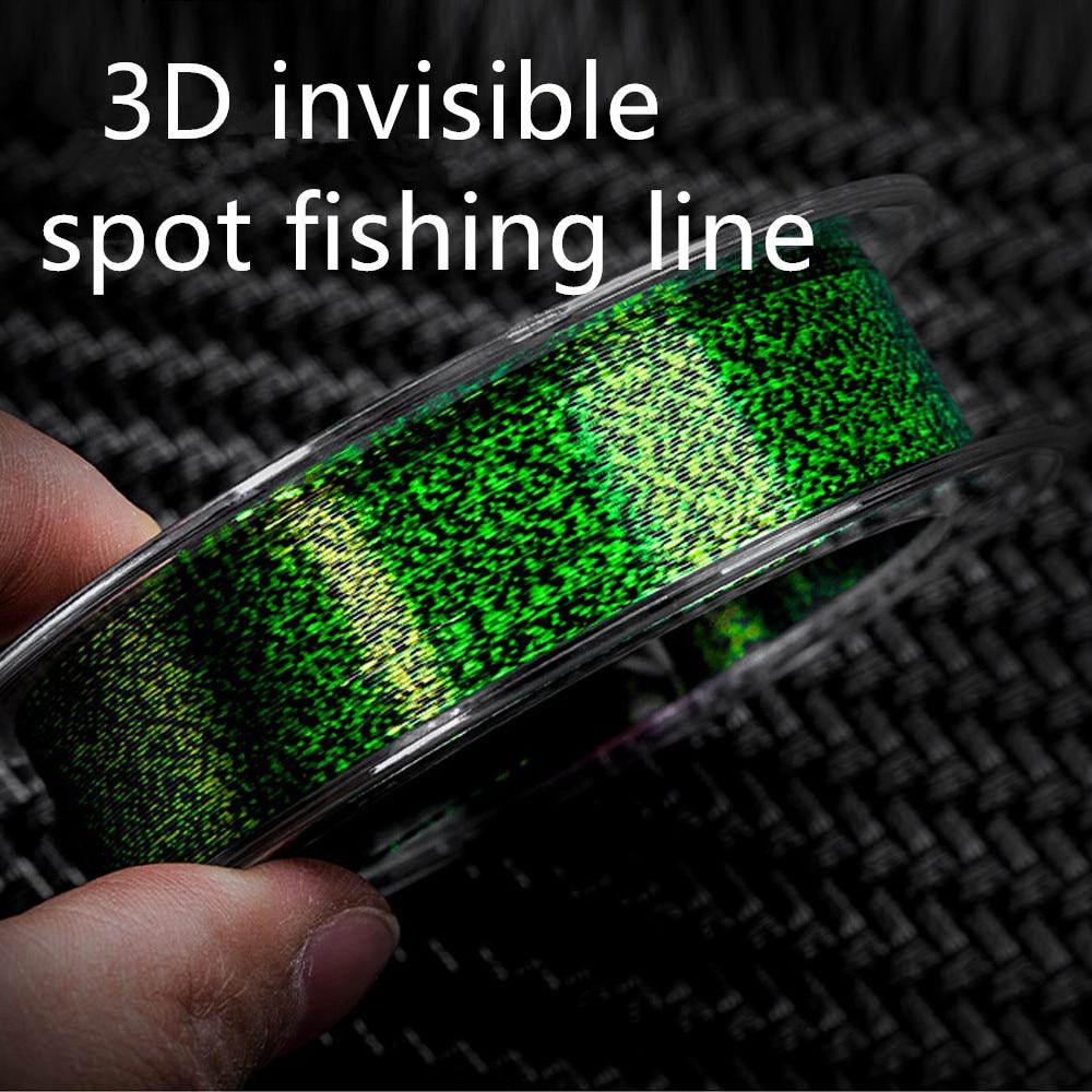 Рыболовная леска с флюрокарбоновым покрытием Speckle Carp
