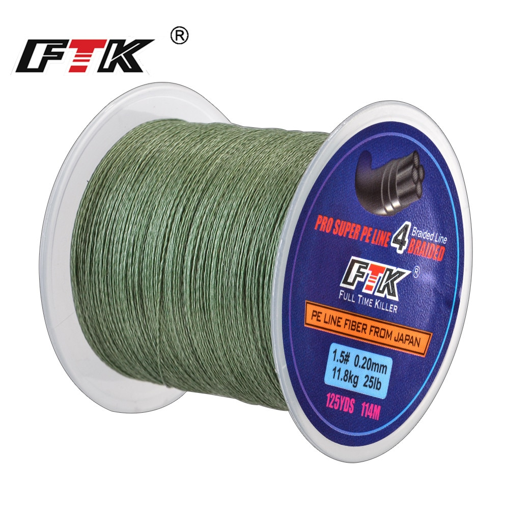 FTK 114 м