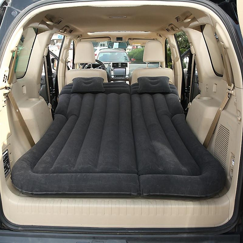 Надувной автомобильный матрас SUV