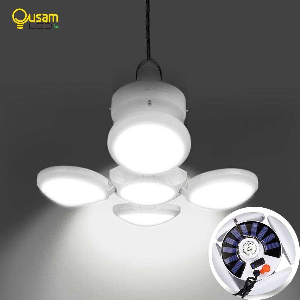 Ousam LED 2020045 - складная походная люстра