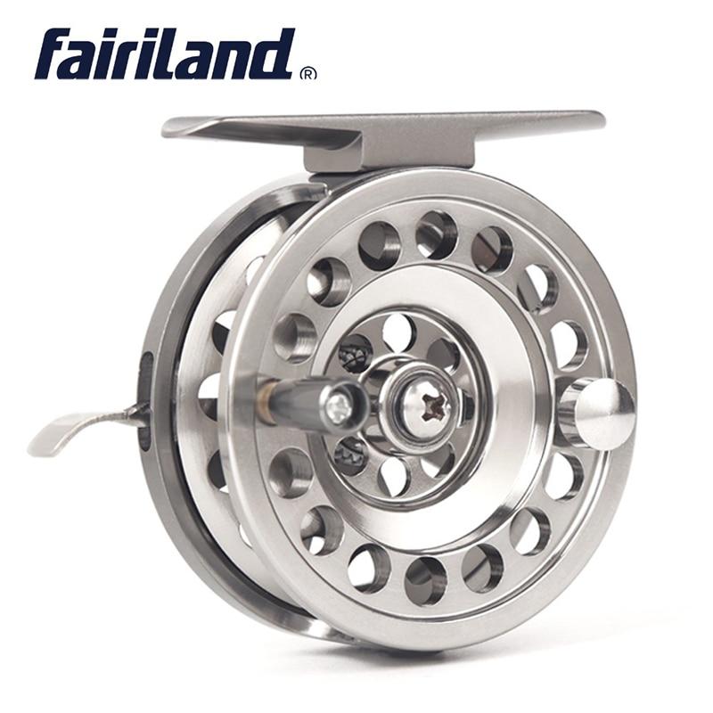 Алюминиевая инерционная катушка Fairiland FW17I01